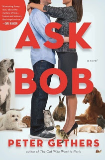 Book Review- Ask Bob by Peter Gethers