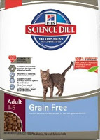 Why Grain-Free Cat Food? 10lbs Free Cat Food Giveaway!