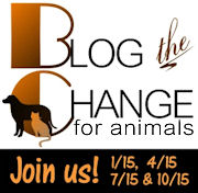 Blog the Change- Don't be a Chicken, Act to Free Hens #BtC4A
