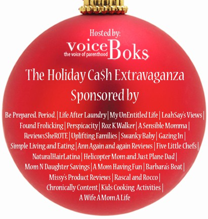 Win $175 CASH Holiday Giveaway #vBHolidayCash2013