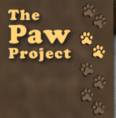Don't Miss The Paw Project #BlogtheChange