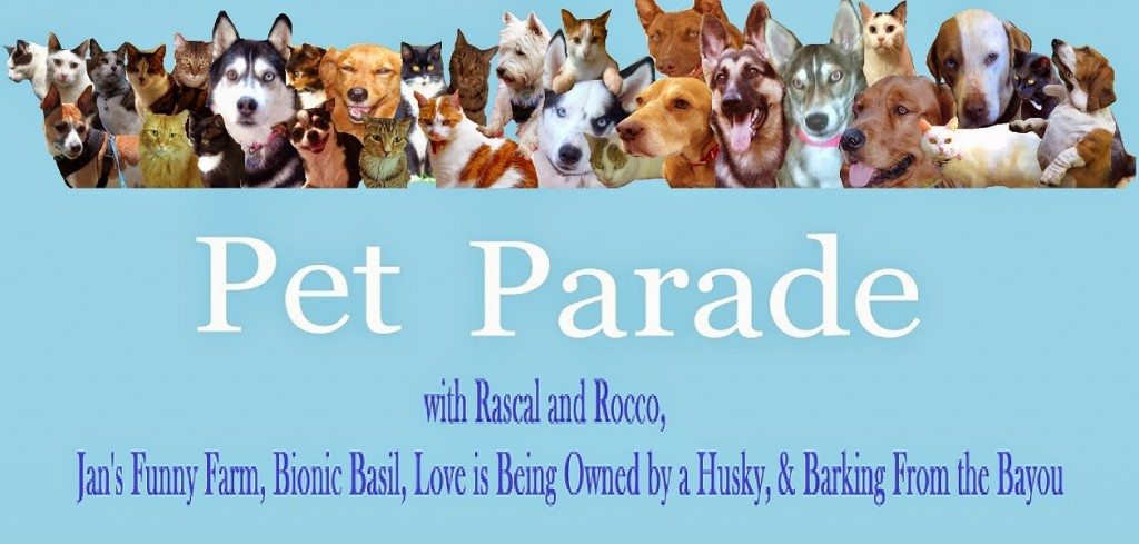 Pet Parade & #Giveaway for #catlovers & #doglovers #pets #gifts