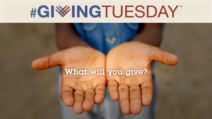 Three Ways to Help on #GivingTuesday
