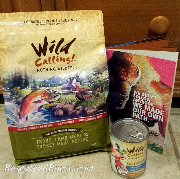 Does Your Dog Know His Inner Wild? #TheArtofNutrition #dogs #naturalpetfood #dogfood