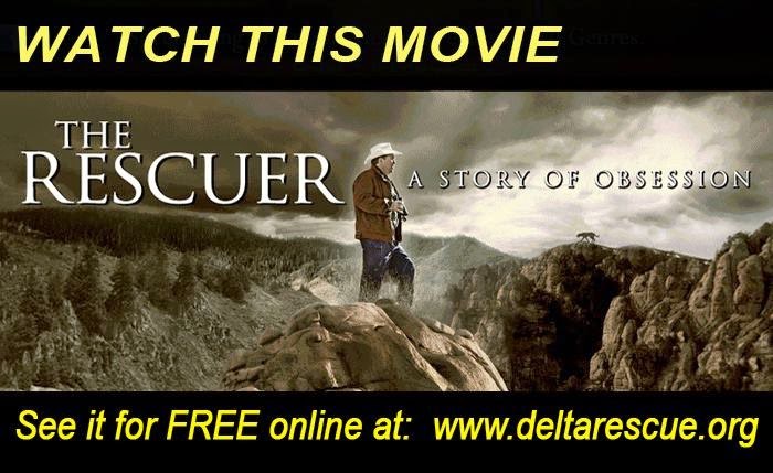 The Rescuer, documentary about Leo Grill and animal rescue