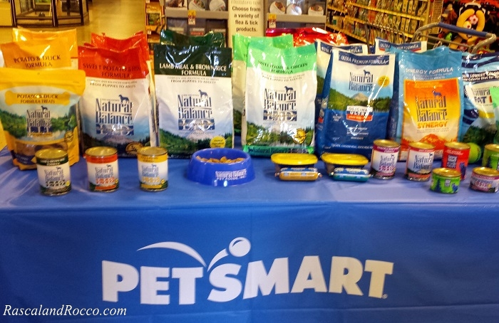 @NaturalBalance pet food is now at @PetSmart! Watch our #PetSmartStory on video