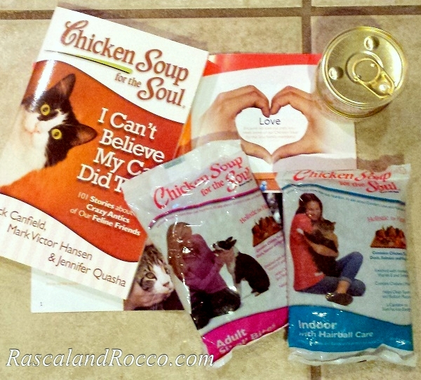 Chicken Soup for the Soul for Pets is not only a good read, but has natural cat food and natural dog food, too! @chickensouppets #MyPetisMyHero