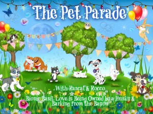 Spring time at the Pet Parade for all pets and animal lovers