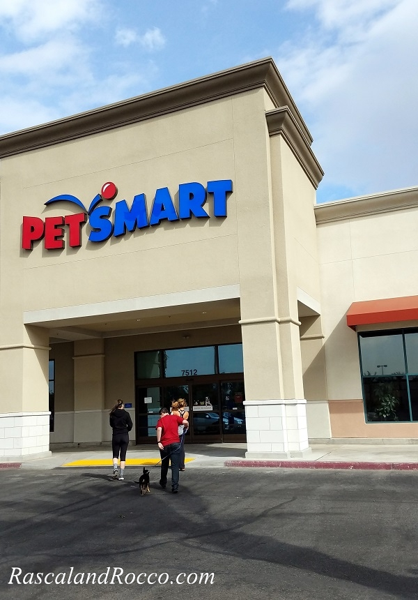 Heading to @PetSmart to stock up on the new #WellnessPet Core dog food #sponsored @wellnesspetfood