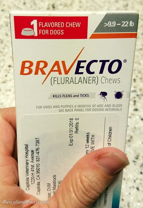 Chewable flea and tick prevention for dogs #ad #12BRAVECTO @merckAH More product info: https://goo.gl/aqJOrP