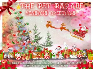 Pet Parade Christmas