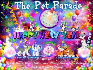 Pet Parade New Years