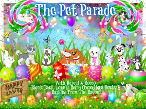 Pet Parade Happy Easter