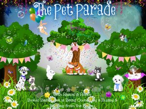 Pet Parade pet lovers blog hop #petparade
