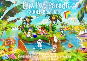 Celebrate at the 200th Pet Parade Blog hop for pet lovers and pet bloggers | animals | cats | dogs