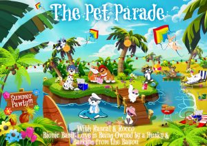 Summer pet parade