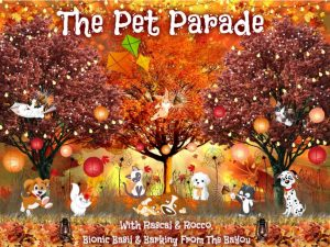 Pet Parade Autumn banner