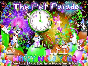 Happy New Year from the Pet Parade