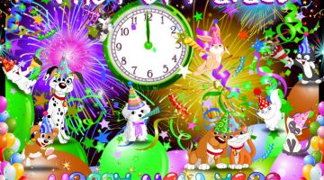 Pet Parade 228 New Years