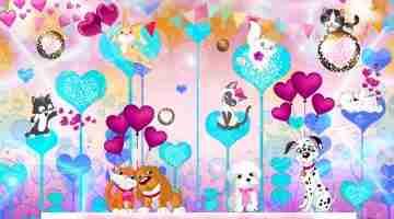 Pet Parade 234 Valentine Edition