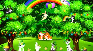 Pet Parade 239 Happy St. Pattys!